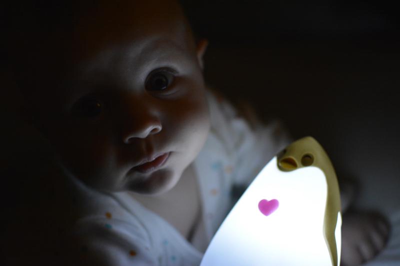 Lampka Pingwinek Lampka Świecąca Blog Dziecięcy (6)