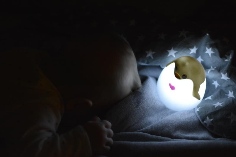 Lampka Pingwinek Lampka Świecąca Blog Dziecięcy (7)