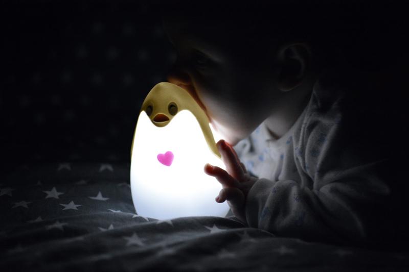 Lampka Pingwinek Lampka Świecąca Blog Dziecięcy (9)