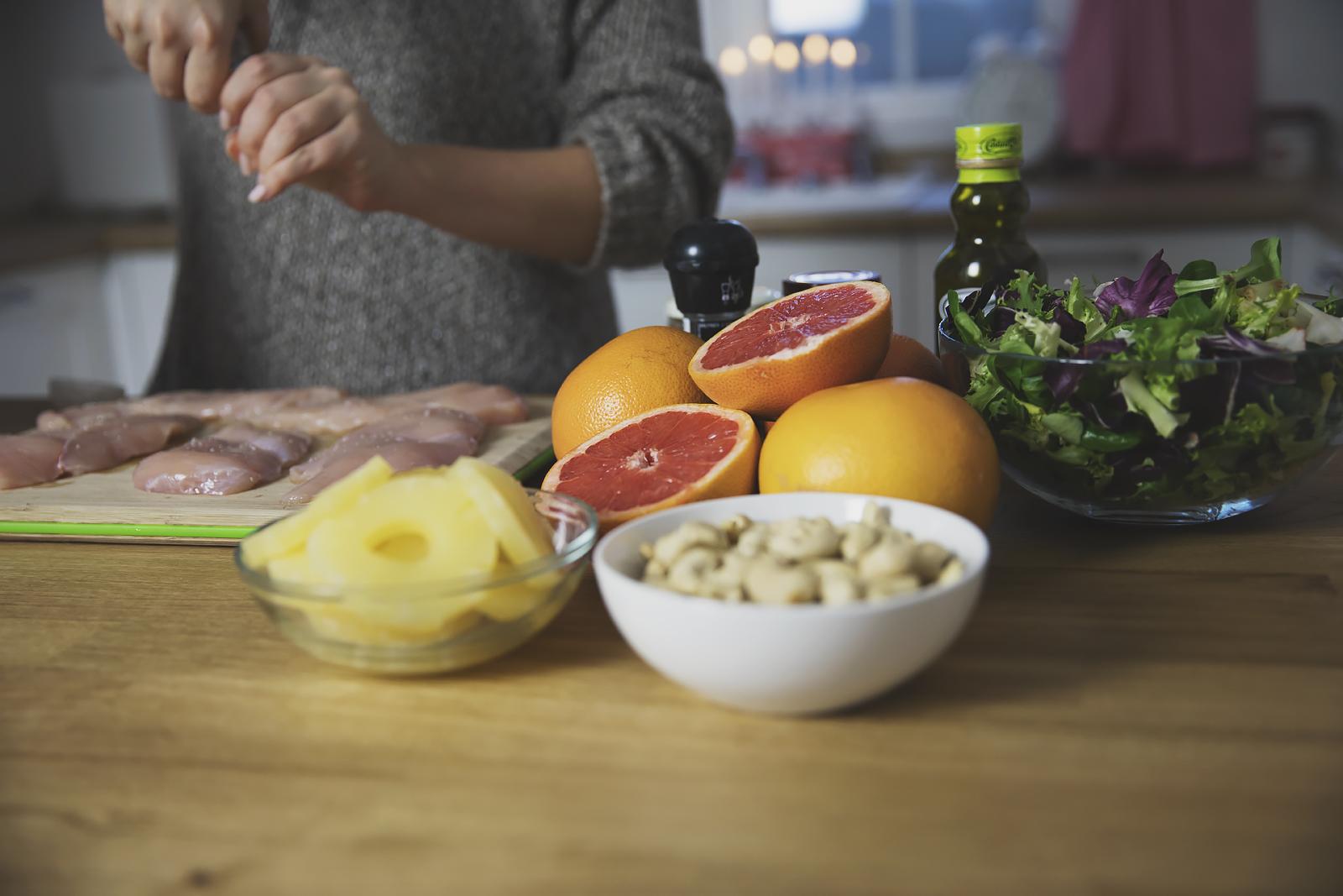 airfryer-salatka-z-kurczakiem-i-grejpfrutem2