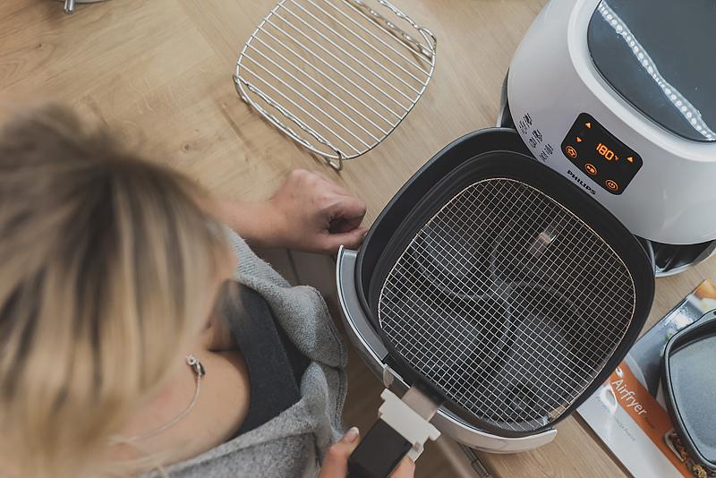 Philips Airfryer Opinie Blog Test00005