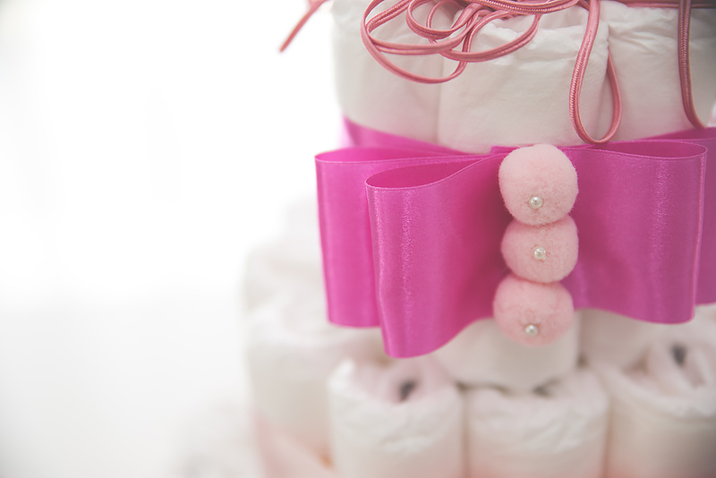 Jak zrobic tort z pieluszek pampersow toujours00006