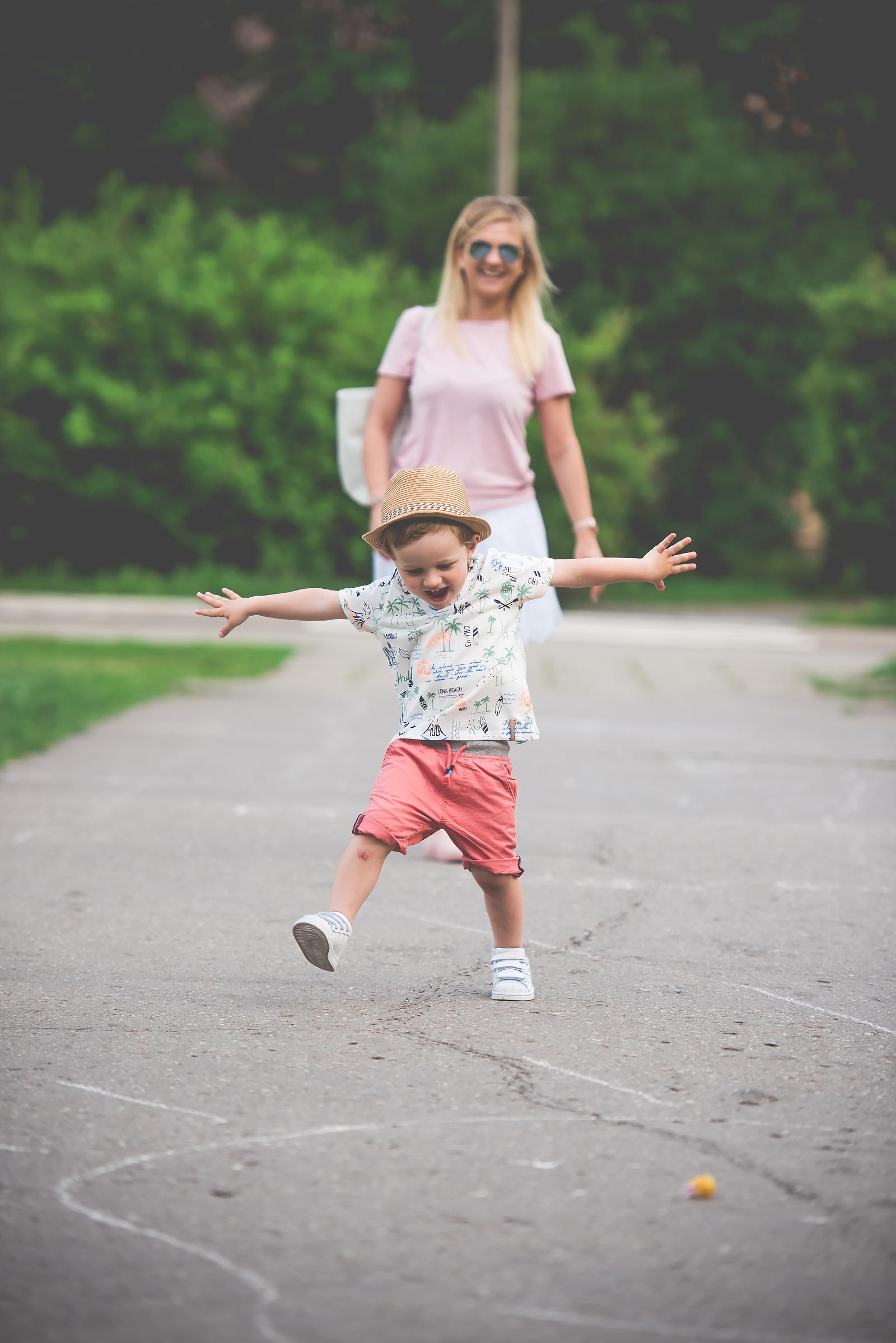zara kids total look