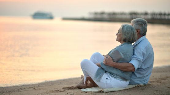 starzy ludzie i morze