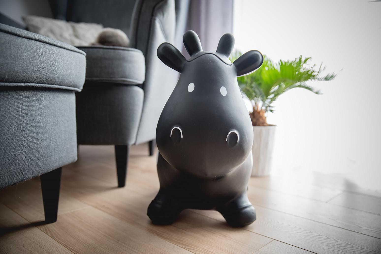krowa dmuchana
